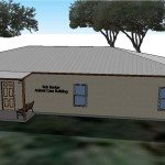 Animal Care Building first draft